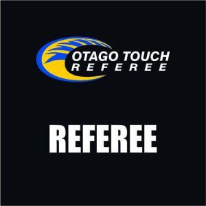 Otago Touch Referee