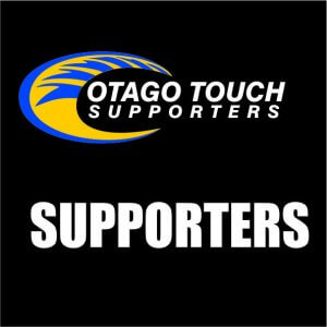 Otago Touch Supporters