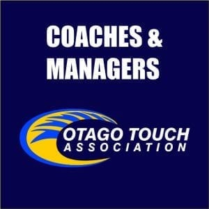 OTAGO TOUCH MANAGERS