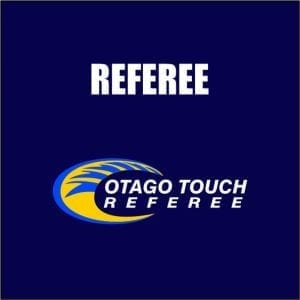 OTAGO TOUCH REFEREES