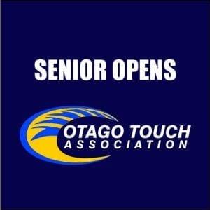 Otago Touch Seniors