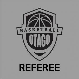 Basketball Otago Referee Clothing shop